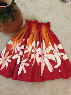 Hawaiian hula pa'u , Hula skirt ,Practice Pa'u Hula ,Hula practice skirt, Hawaiian hula costume, Hawaiian practice ,Hula skirt by HawaiiKaiIslandWear on Etsy https://www.etsy.com/listing/248595064/hawaiian-hula-pau-hula-skirt-practice