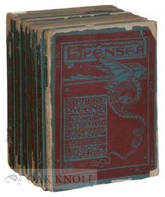 THE FAERIE QUEENE. Edmund Spenser.