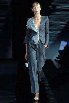 Giorgio Armani Spring/Summer 2006 Ready-To-Wear