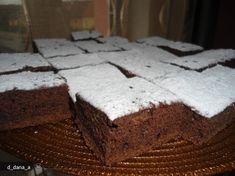 Imagini, Imagine Negresa cu Cafea (de Post) Coffee Brownies, Sweet Memories, Fudge, Nutella, Sweet Tooth, Muffin, Food And Drink, Ice Cream, Gem