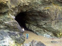 "Located below Tintagel Castle, the birthplace of King Arthur, this cave is believed to be where Merlin lived. The caves are accessible from a footpath, but fill with water at high tide. The TV series ""Merlin"" split time for season 5 between the cave in England and the Castle of Pierrefonds, in France."
