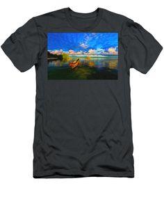 Pure Lagoon - Men's T-Shirt (Athletic Fit)