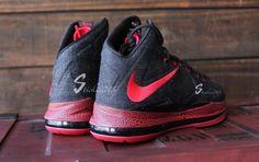 """93b7a817f0b Nike LeBron X """"Black Denim"""" PE Cheap Jordans"""
