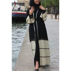 Hijab Fashion 2016/2017: Hijab Fashion 2016/2017: Sélection de looks tendances spécial voilées Look Descreption