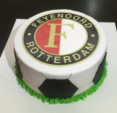 Feyenoord taart, oktober 2015