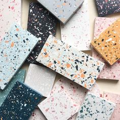 beautiful terrazo trend and back to the flatlay ? terrazzo : beautiful terrazo trend and back to the flatlay ? Terrazo Flooring, Nottingham, Decoration Inspiration, Work Inspiration, Decor Ideas, Poster S, Home Trends, Inspired Homes, Home Decor Accessories