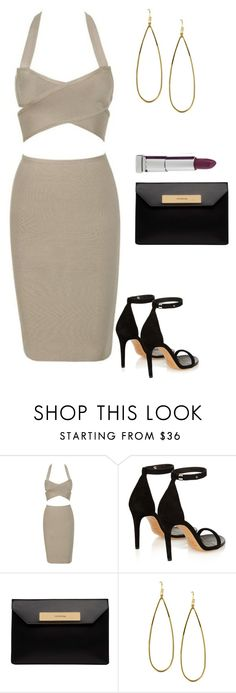 """Untitled #333"" by bintoman ❤ liked on Polyvore featuring Isabel Marant, Balenciaga and Maybelline"
