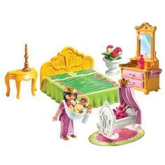 Playmobil® Royal Bed Chamber Set with Cradle - BedBathandBeyond.com