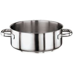 Paderno World Cuisine Stainless Steel Sauce Pot Size: 5.75'' H x 15.75'' W x 5.75'' D