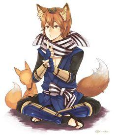 Fire Emblem: If/Fates - Nishiki