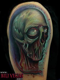 #tattoo by Bili Vegas