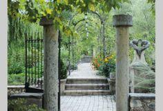 Garden of the Simple - La Bastide de Moustiers