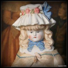 "All-Original 14"" Bonnet Head by Hertwig"