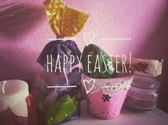 #spring #chocolate #easter #pink #white  #purple