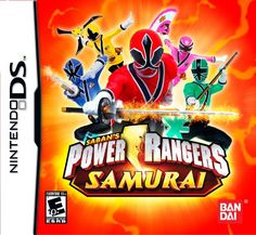 Power Rangers Samurai  Nintendo DS -- You can get more details by clicking on the image. Note:It is Affiliate Link to Amazon.