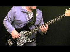 Bass Guitar Lessons For Beginners - Seven Nation Army - White Stripes