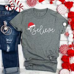 Christmas Obsessed Graphic Tees $14.99