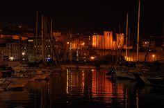 https://flic.kr/p/vvLaL1 | Marseille 2014 - 18 le bassin du Vieux Port et l'Abbaye Saint-Victor
