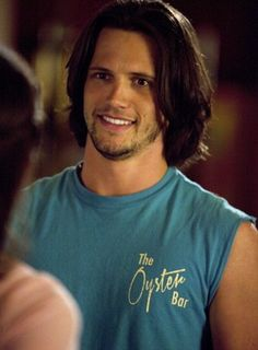 """Someone new is happy with the direction """"True Blood"""" Season 7. After Luke Grimes left the HBO series over creative differences, """"Bunheads"""" star Nathan Parsons will play the role of James instead."""