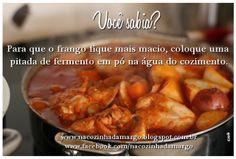 Na Cozinha da Margô: achei por aí