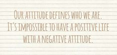 Get Rid of Your Toxic Attitude Once and for All! One of my favorite articles by a fellow RD, @MrMoneyMrsRD !