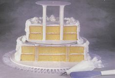 Great tips about the cake! Doing it cheap.. how to cut it.. etc.