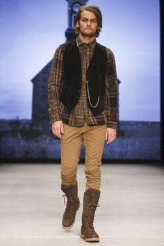 Farmers Market Ready To Wear Fall Winter 2014 Reykjavik - NOWFASHION