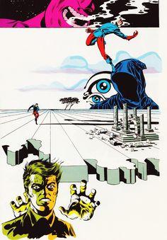 art by Jim Steranko (1969)