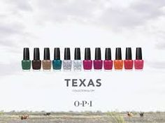 Love to order from bloom.com OPI nail polishes and give the Austin-tacious or Texas two step branded gifts.   from NYC to Germany....