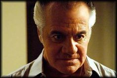 Oh! For our Press and Marketing Officer Siobhan Sharp it is Paulie Gualtieri from The Sopranos