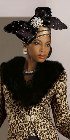 Hat couture-hat  women-hats head-wear millinery fur. You Can Do It 2. http://www.zazzle.com/posters?rf=238594074174686702