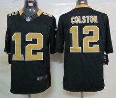 http://www.shoes-jersey-sale.org/   NFL New Orleans Saints Mens Jerseys  #Cheap #Nike #New #Orleans #Saints #12 #Colston #Black #Limited #Jersey #Fashion #High #Quality #Hot #Wholesale