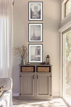 Black and White Paris Print Set  set of 3 prints by LynnLangmade