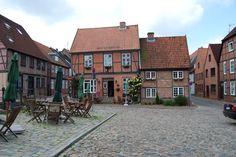 Mölln, Germany known for Till Eulenspiegel