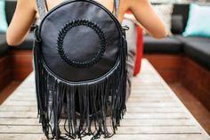 Juna Backpack / Handbag by GeronimoBoyDesigns on Etsy