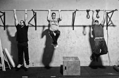 The first Touchstone CrossFit Invitational will be held at GWPC in Oakland!
