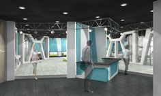 Science and Technology Exhibition Center on Behance