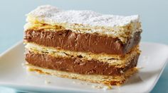 You'll find the ultimate Anna Olson Chocolate Hazelnut Napoleon recipe and even more incredible feasts waiting to be devoured right here on Food Network UK.