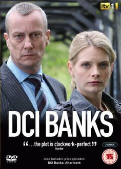 DCI Banks (2010- ; ITV; Stephen Tompkinson, Andrea Lowe, Caroline Catz) -- Steely DCI Banks solves murders and sometimes beds his coworkers. I like Tompkinson and I like murder mysteries. This is good enough for me.