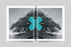Spread in Transworld Surf magazine by Wedge & Lever