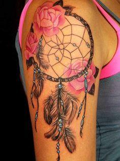 tatuagem feminina linda