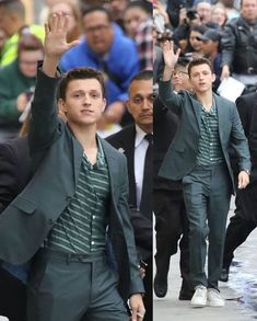 Jimmy Kimmel's Show Spiderman, Tom Holland Peter Parker, My Tom, Tommy Boy, British Boys, Men's Toms, West London, Hollywood, Dream Guy