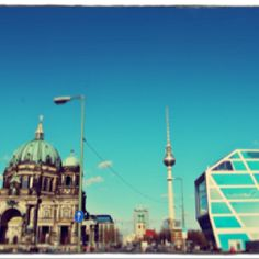 Berlin <3 Can't wait to see u !