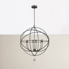 Found it at AllModern - Knoxville 6 Light Candle-Style Chandelier
