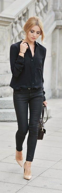 #street #fashion all black @wachabuy