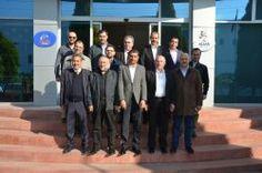 Müstakil Sanayici ve İşadamları Derneği (MÜSİAD) Uşak Şubesi Heyeti İzmir Şubesini ziyaret etti.