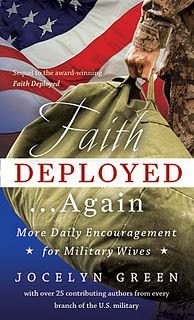 A book I think all Mil. Spouses going through a deployment should read. and you can get it sent to you for FREE!