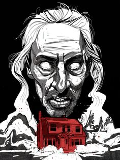 Killer Bob from Twin Peaks