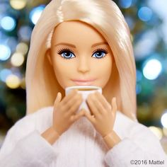 Enjoying a calm moment to reflect on 2016. See my highlights from the past year now in Stories!  #barbie #barbiestyle