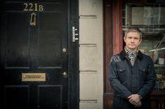 Martin Freeman is Dr. John Watson.  Pictures & Photos from Sherlock (TV Series 2010– )